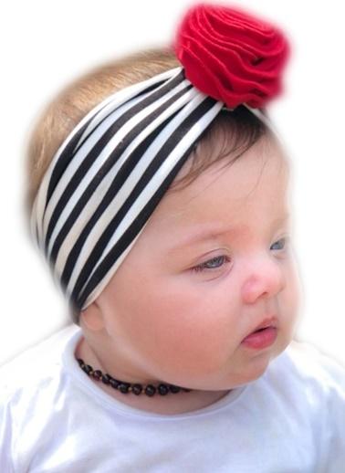 Baby Giz Bandana Siyah